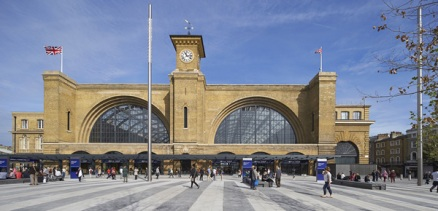 Kings Cross Square (c) Hufton and Crow